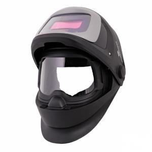 Flip up grind mode on welding helmet
