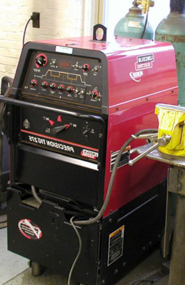 GTAW Welding Machine