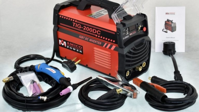 Amico Power 200 Amp TIG Torch/Arc/Stick DC Inverter Review