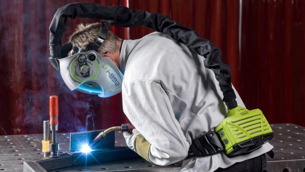 best papr respirator welding helmet