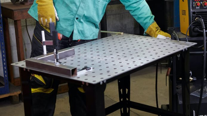 Best Welding Tables – Top Picks, Reviews & Guide