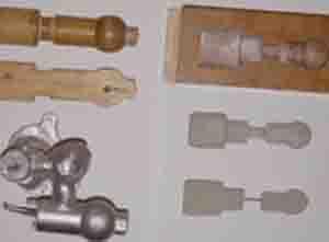Corebox Sand Metal Casting Examples