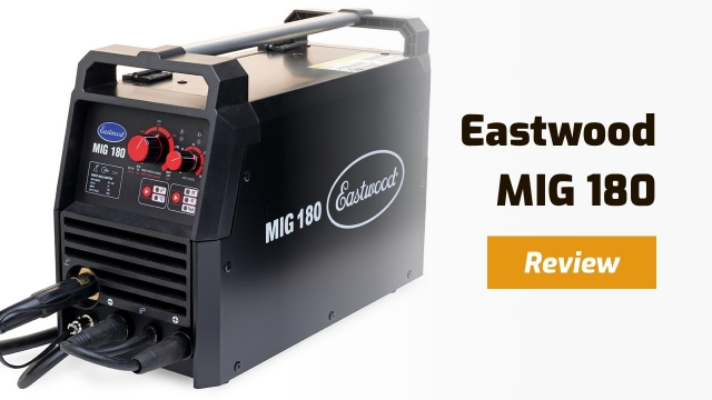 Eastwood MIG 180 Review – A Surprising Package