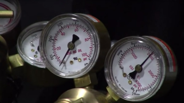Welding Gas Gauges