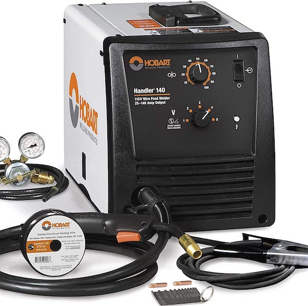 Hobart Handler 140 MIG Welder - Best for the Money