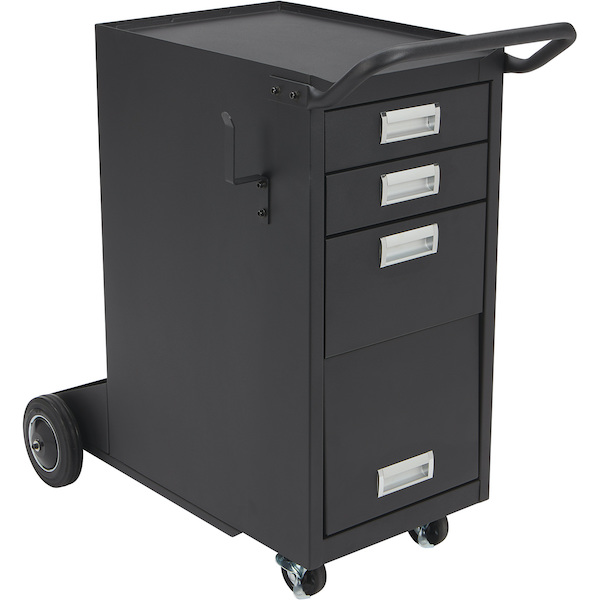 Klutch Deluxe 3-Drawer