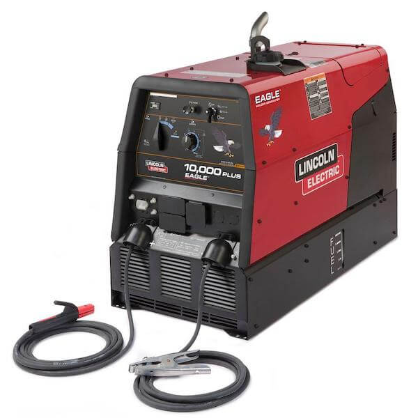 Lincoln Electric Eagle 10,000 Plus Engine Driven Welder