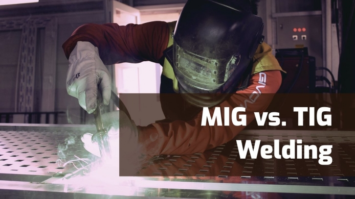 MIG vs TIG Welding: The Main Differences