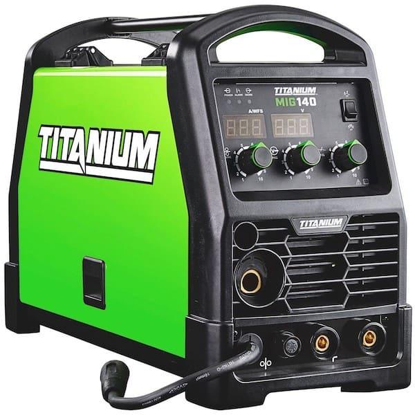 Titanium MIG 140
