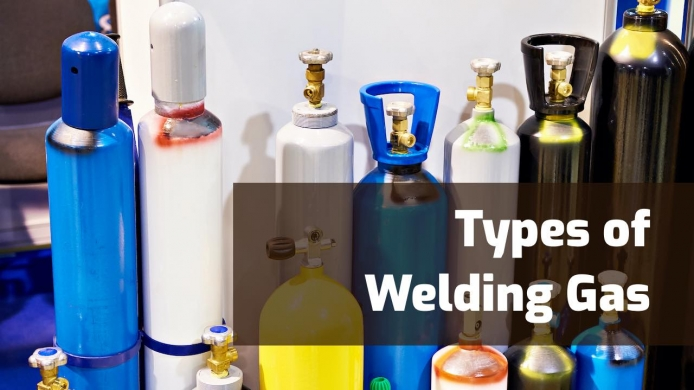 Welding Gases: Different Types & Their Uses