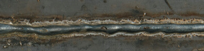 Defect Due To Fast Weld Travel Speed