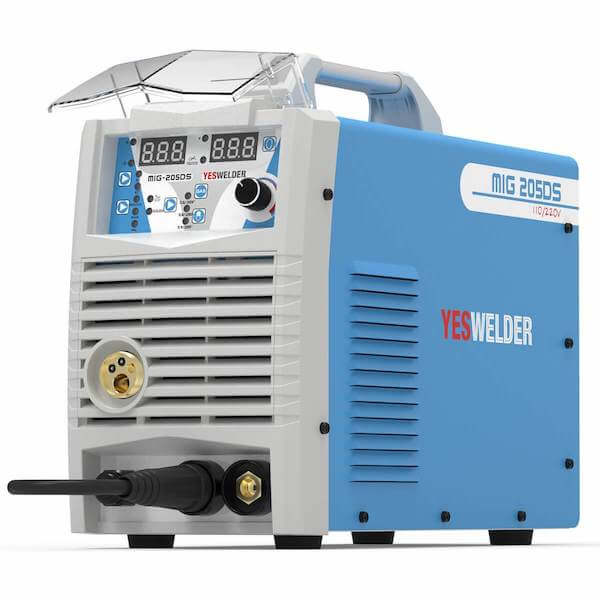 YesWelder MIG-205DS Multi-Process Welder