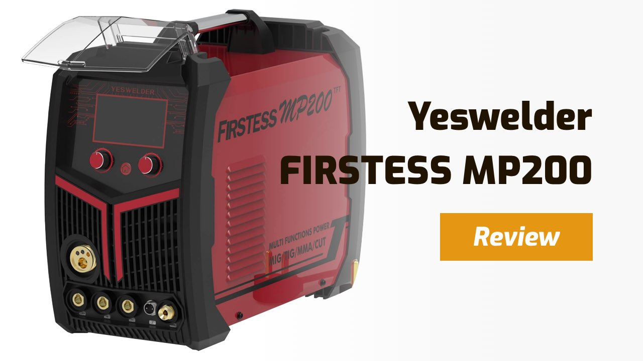 yeswelder firstess mp200 review